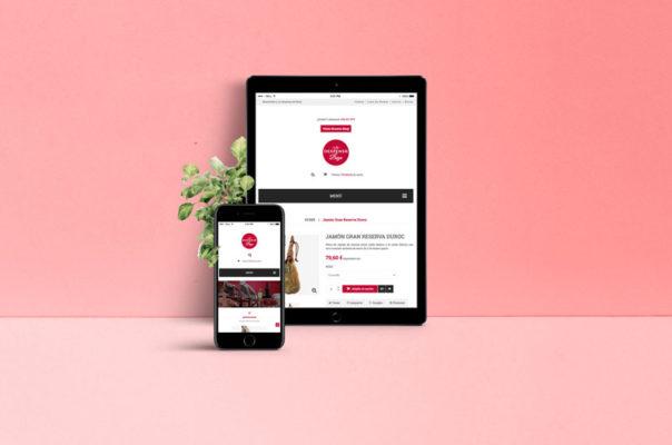 Diseño Web La Despensa de Baza