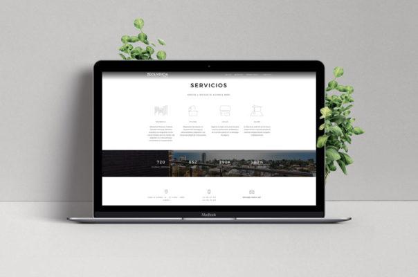 Diseño Web Olivencia Almería