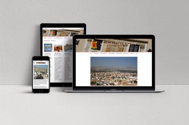 Diseño Web Baza