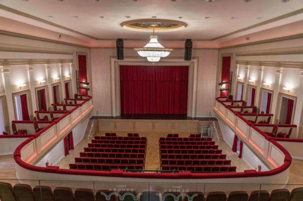 Diseño Teatro Dengra