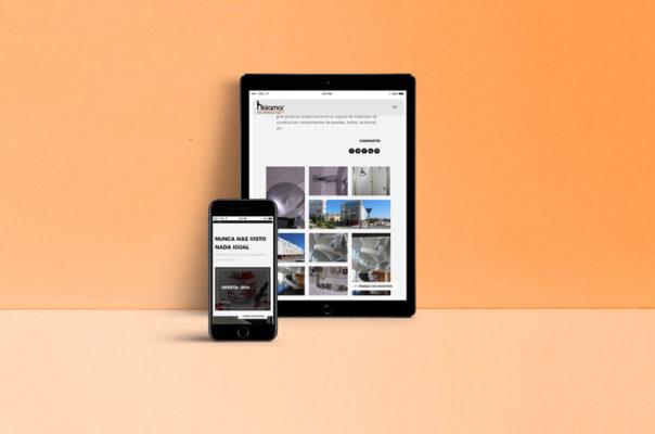 Diseño Web Histamar Baza