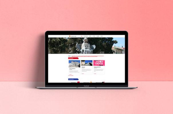 Diseño Web Ayuntamiento de Baza