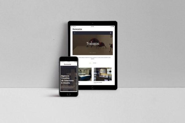Eurococinas Dica Baza - Diseño Web