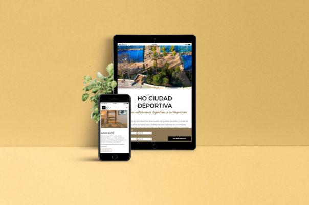 HO Ciudad de Jaén - Diseño Web