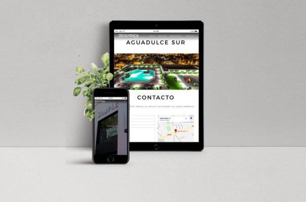 Olivencia Diseño Web Responsive Almería