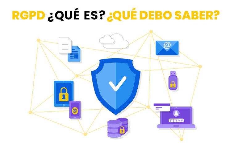 Qué es el RGPD (Reglamento general de protección de datos)