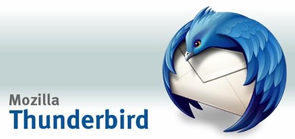 Thunderbird y cómo configurar el correo electrónico